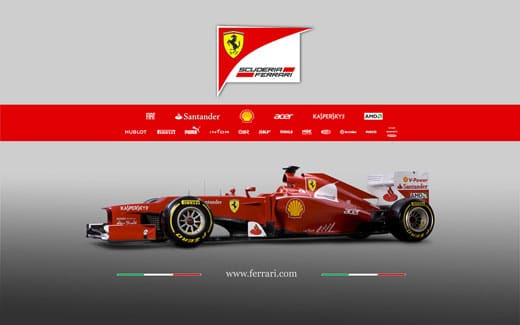 Ferrari F2012: ecco la nuova monoposto F1 5