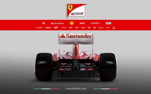 Ferrari F2012: ecco la nuova monoposto F1 4