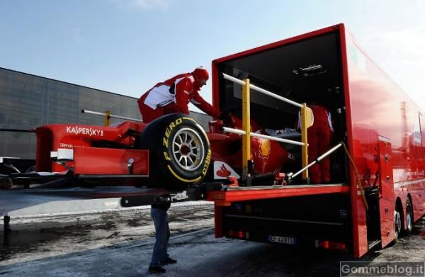 """Ferrari F2012: Montezemolo, """"molto brutta ma innovativa"""""""