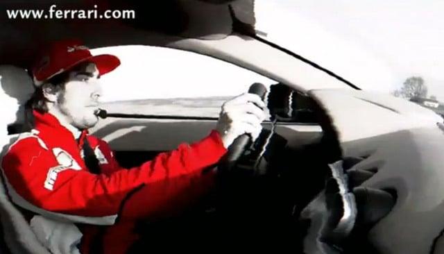 Ferrari F620 GT: il primo Video online