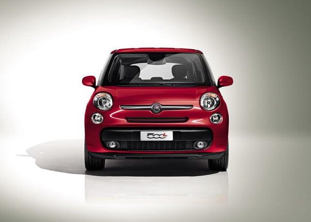 Fiat 500L: anteprima mondiale al Salone di Ginevra 2012 3