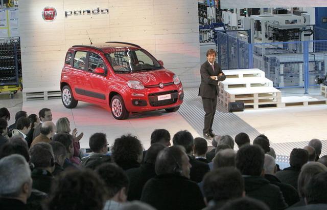 Fiat Panda Twinair Turbo Dualogic