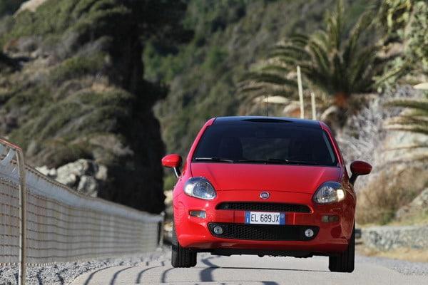 Nuova Fiat Punto 2019 5