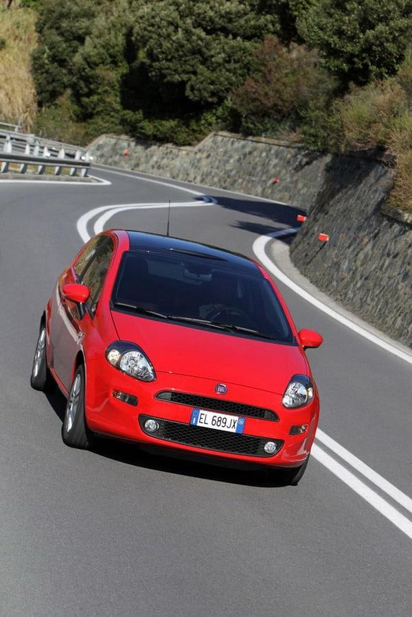Fiat Punto 2012 TwinAir 3