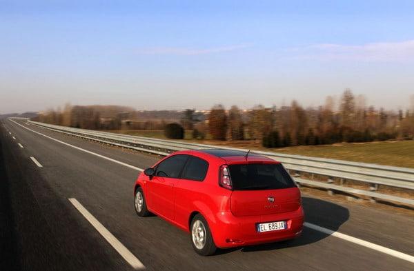Nuova Fiat Punto 2019 3