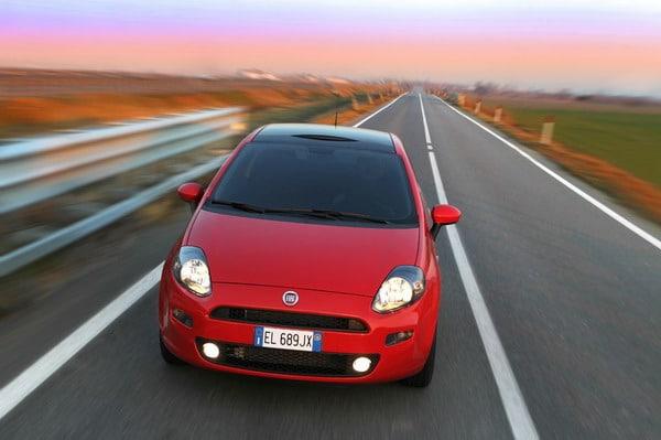 Nuova Fiat Punto 2019 2