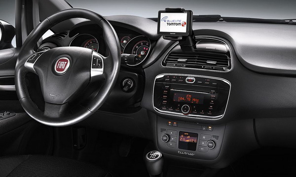 Nuova Fiat Punto 2019 6