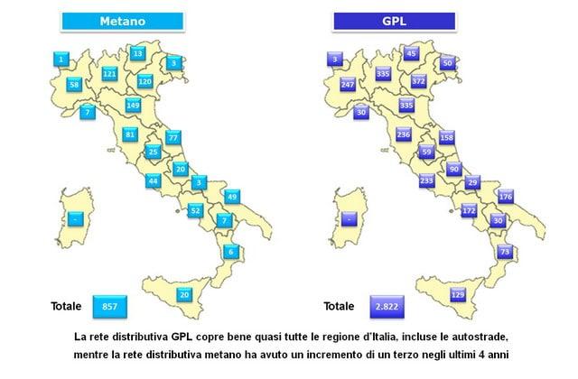 Caro Benzina? Per il gruppo Fiat, GPL e Metano sono la scelta più giusta. Ecco perchè 5