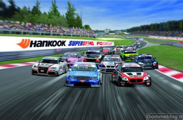 Hankook fornitore ufficiale di pneumatici racing per Superstars Series