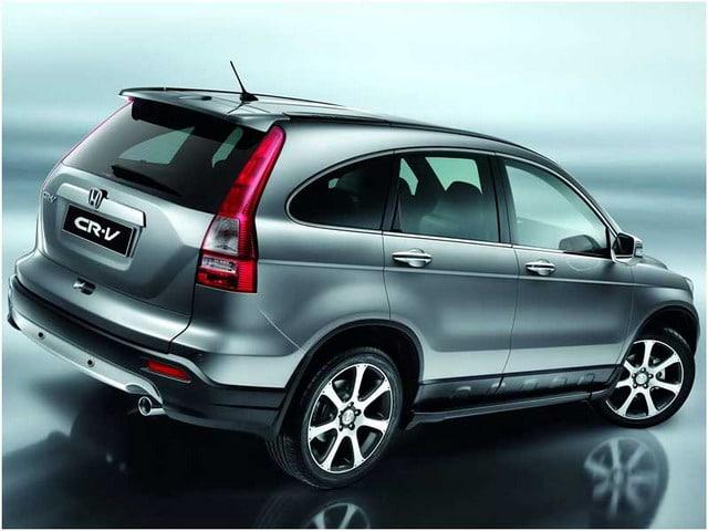 Honda CR-V Edizione Esclusiva: più nuovo, più moderno e più esclusivo