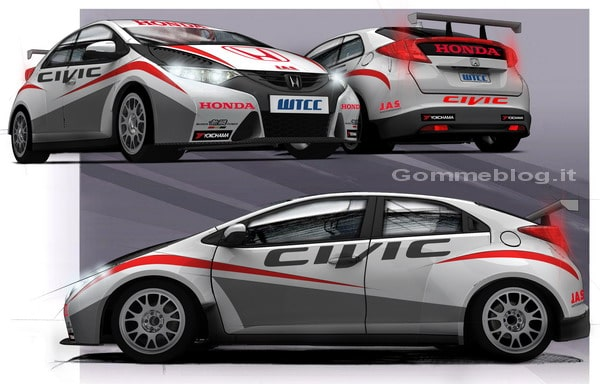 Honda Civic nel campionato FIA World Touring Car