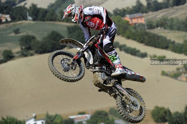 Husqvarna Motocross Team by Ricci Racing