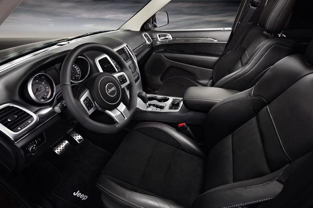 Jeep Grand Cherokee production-intent sports concept: look distintivo e massima sportività 3