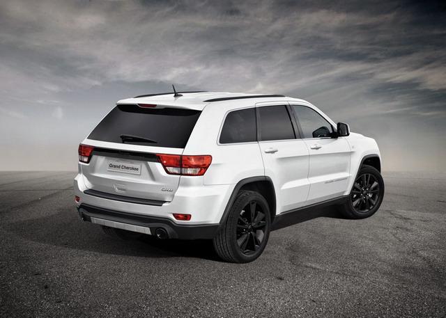 Jeep Grand Cherokee production-intent sports concept: look distintivo e massima sportività 2