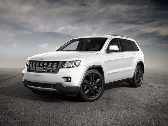 Jeep Grand Cherokee production-intent sports concept: look distintivo e massima sportività