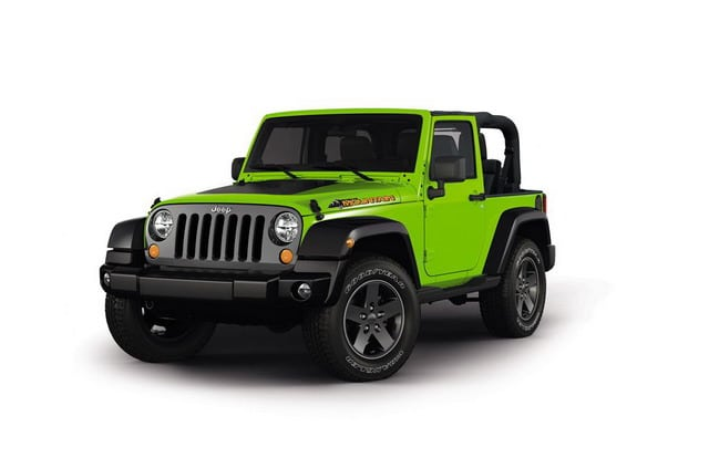 Jeep Wrangler Mountain: la nuova serie speciale in puro 'outdoor' style
