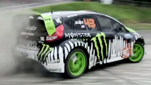 Ken Block parteciperà a 3 gare del WRC 2012: pronti per lo spettacolo?