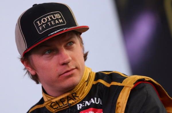 """Kimi Raikkonen: """"l'ala mobile per me è ridicola"""""""
