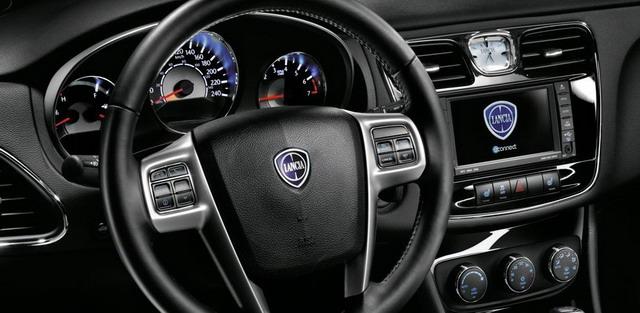 Lancia Flavia Cabrio: debutto mondiale al Salone di Ginevra 2012 3