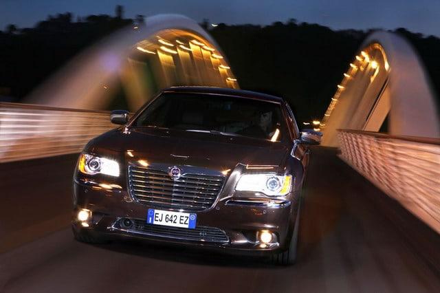 Lancia Thema AWD: la versione Integrale, al Salone di Ginevra 2012 3