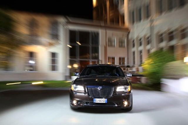 Lancia Thema AWD: la versione Integrale, al Salone di Ginevra 2012 2
