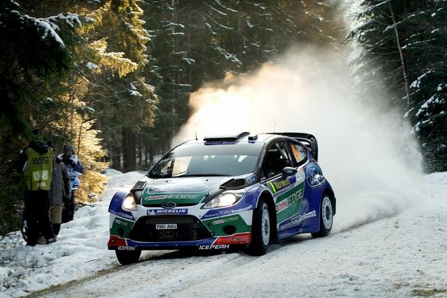 Rally di Svezia 2012: Latvala, Ford Fiesta WRC e gomme Michelin Vincitori