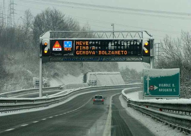 Allerta Neve Maltempo Venerdì 10 Febbraio 2012: Bollettino Protezione Civile