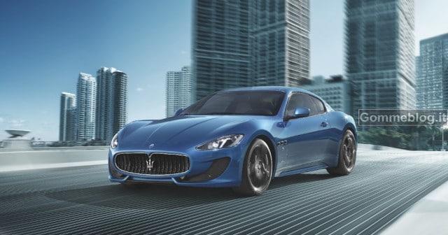 Maserati GranTurismo Sport Restyling: nuovo V8 da con 460 CV