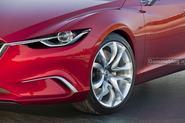Mazda Takeri: nuova Berlina Concept al Salone di Ginevra 2012 1