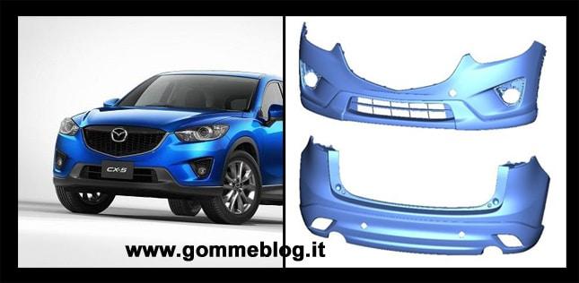 Mazda: nuovi materiali per auto sempre più leggere