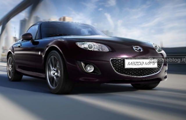 Mazda MX-5 Limited Edition 2012: in anteprima al Sone di Ginevra 2012
