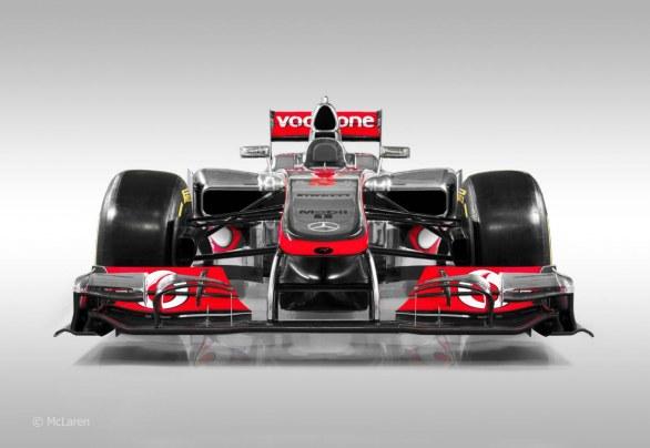 McLaren MP4-27: ecco la nuova F1 2012