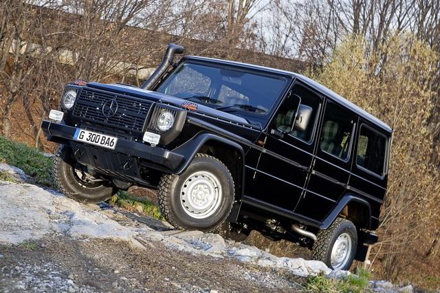 Mercedes Classe G: dopo 30 anni è ancora la Regina dell'Off-Road 3