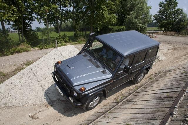 Mercedes Classe G: dopo 30 anni è ancora la Regina dell'Off-Road 2