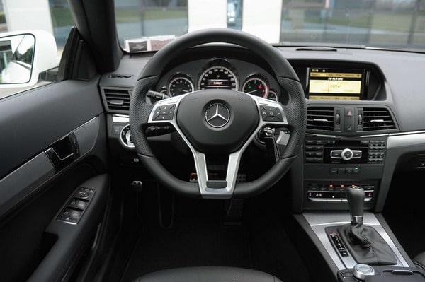 Mercedes Classe E Coupé - Cabrio Restyling 2012 2
