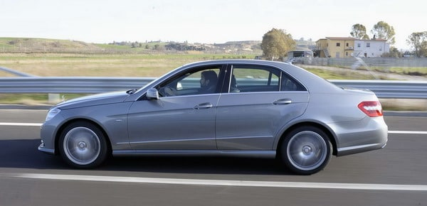 Mercedes Classe E 2012: arrivano le nuove Berlina e Sation Wagon 2