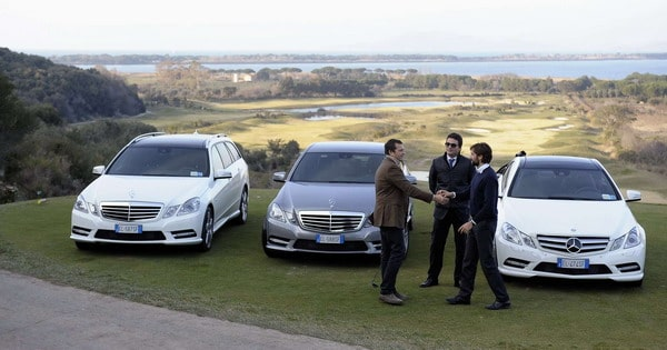 Mercedes Classe E 2012: arrivano le nuove Berlina e Sation Wagon 3