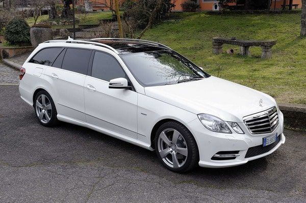 Mercedes Classe E 2012: arrivano le nuove Berlina e Sation Wagon 7
