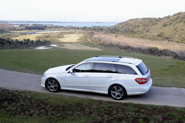 Mercedes Classe E 2012: arrivano le nuove Berlina e Sation Wagon 1