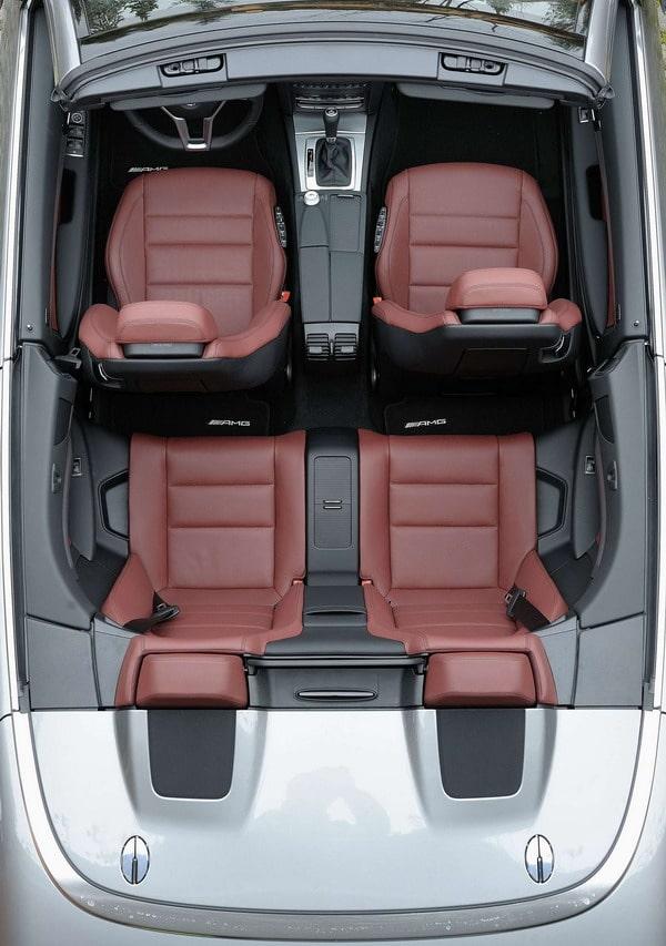 Mercedes Classe E Coupé - Cabrio Restyling 2012 4