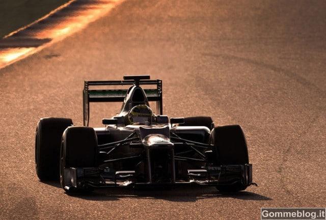Tecnica formula 1 2012: analizziamo la Mercedes W03 e il suo F-Duct 2