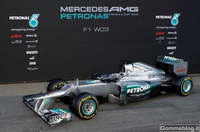 Tecnica formula 1 2012: analizziamo la Mercedes W03 e il suo F-Duct 3