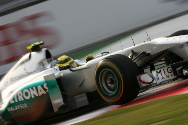 Formula 1 2012: Mercedes GP a Jerez per conoscere a fondo i pneumatici Pirelli F1