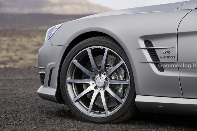 Mercedes SL 63 AMG, SLK 55 AMG e ML 63 AMG. High-Performance alla terza 1