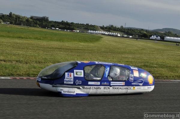 Pneumatici e risparmio del carburante: il contributo di Michelin
