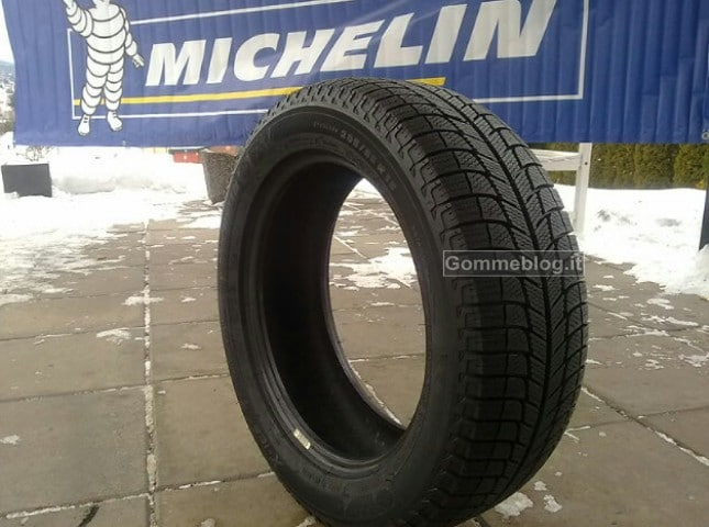 Michelin Pilot Alpin 4 e X-ICE North 3 3