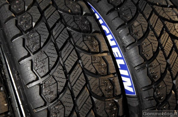 Rally Svezia 2012: i pneumatici Michelin X-Ice North 2