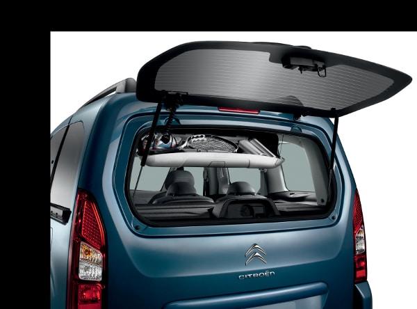 Nuovi Citroën Berlingo e Jumpy Multispace: il piacere di viaggiare in compagnia 4