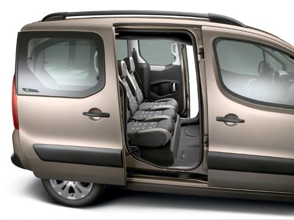 Nuovi Citroën Berlingo e Jumpy Multispace: il piacere di viaggiare in compagnia 3