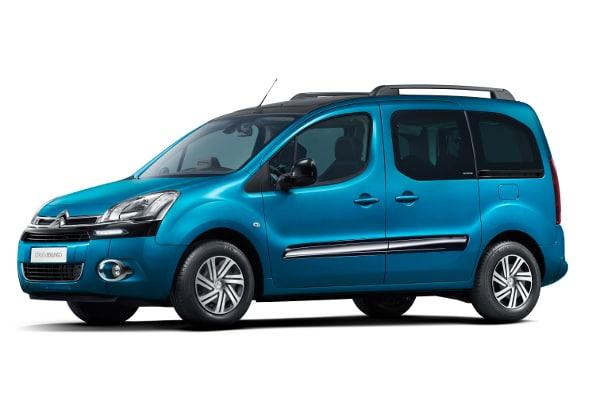 Nuovi Citroën Berlingo e Jumpy Multispace: il piacere di viaggiare in compagnia